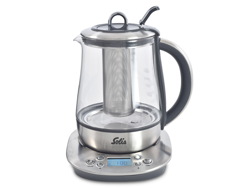 Фото - Чайник Solis Tea Kettle Digital electric kettle irit ir 1339 kettle electric electric kettles home kitchen appliances kettle make tea thermo