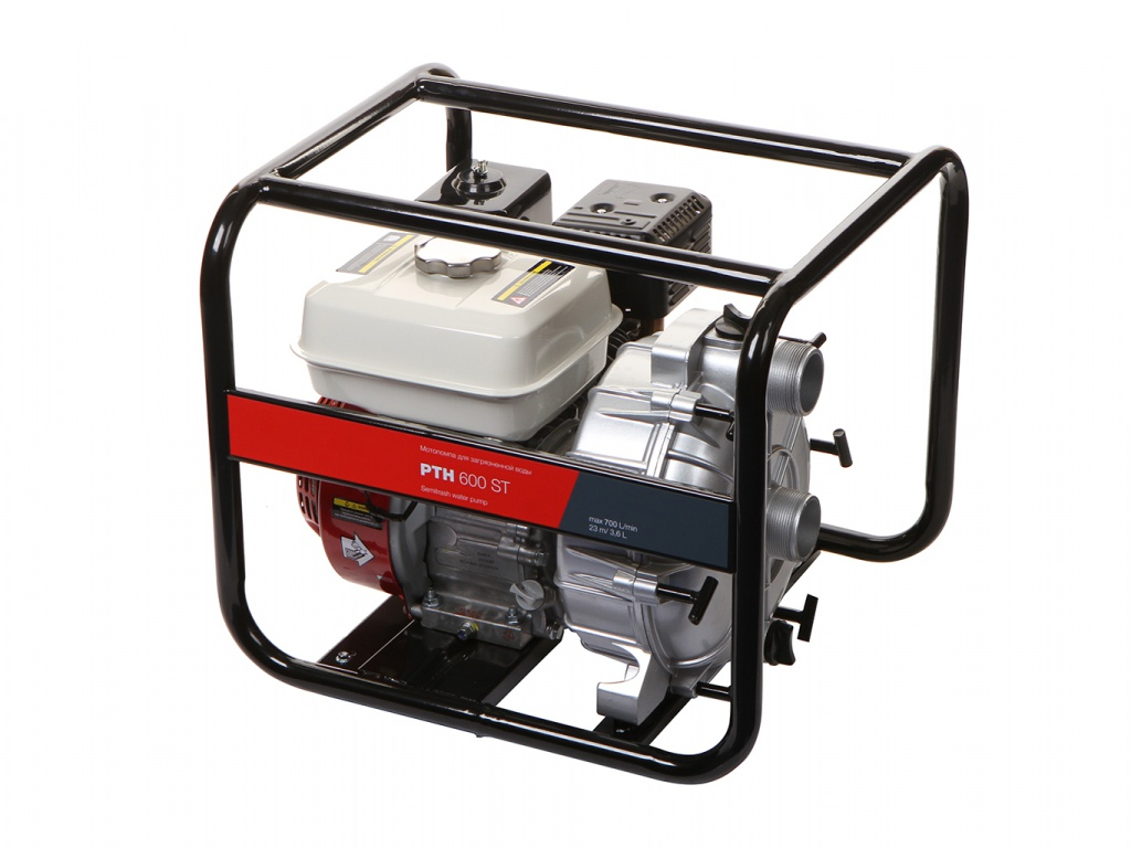 Насос Fubag PTH 600 ST - мотопомпа для загрязненной воды 838216