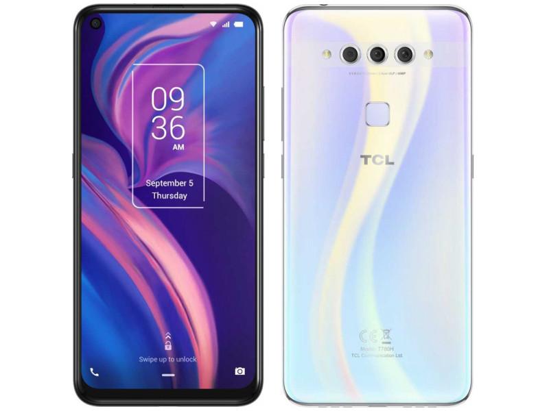 Сотовый телефон TCL Plex (T780H) 6Gb/128Gb White сотовый