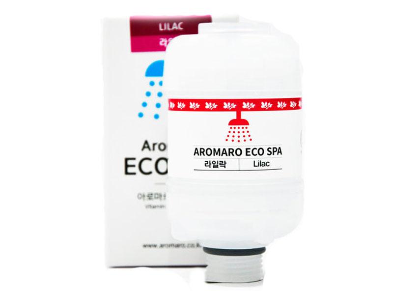 Фильтр для воды Aromaro Eco Spa Сирень - витаминный душа