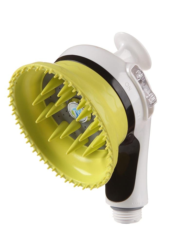 Лейка для душа JW Healing Beauty Shower Head с массажным эффектом Green