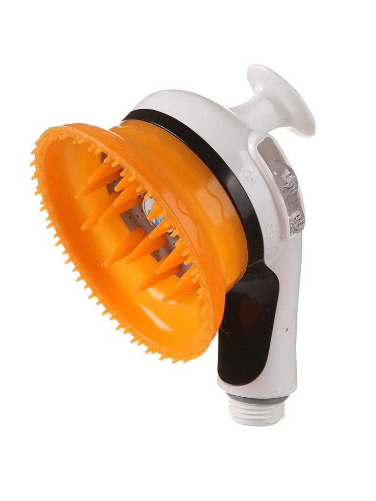 Лейка для душа JW Healing Beauty Shower Head с массажным эффектом Orange