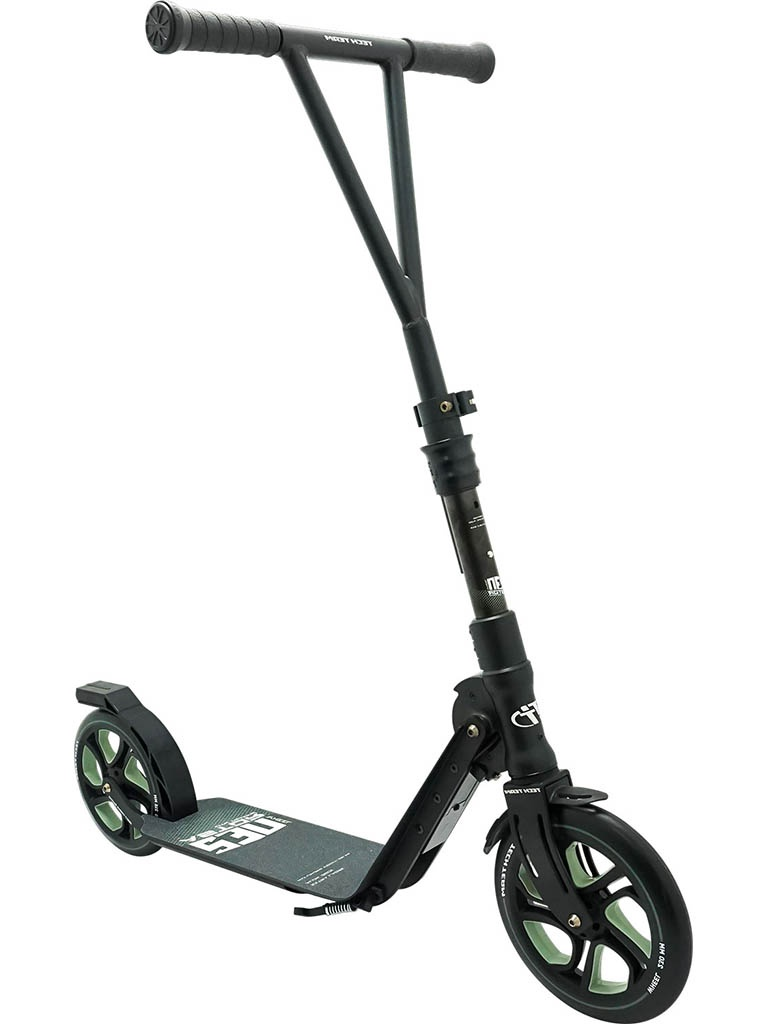 Самокат Tech Team Astor 230 2020 Black-Green