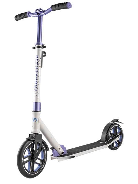 Самокат Tech Team Tracker 230 2020 White-Purple