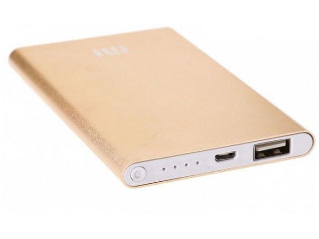 Внешний аккумулятор Activ Power Bank Mi 12000mAh Gold 52982 аккумулятор activ mi a3 10400mah blue 57056