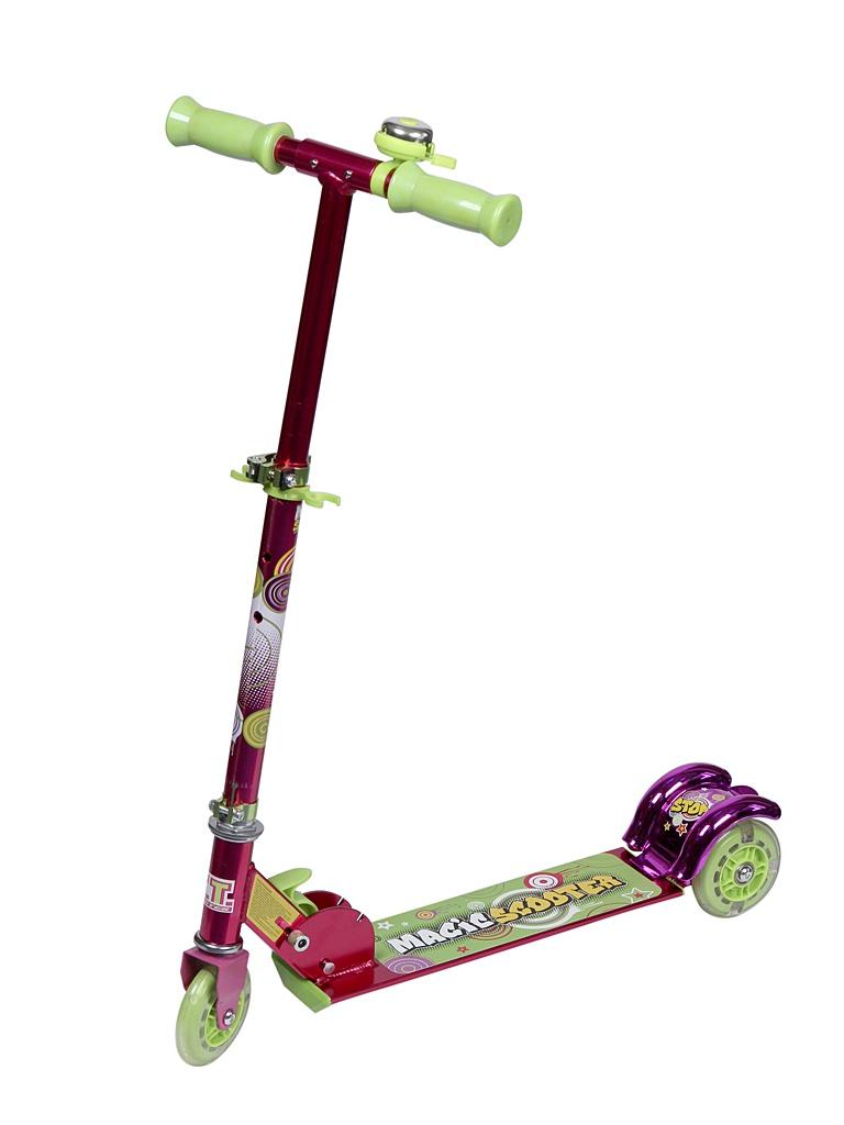 Самокат Tech Team Magic Scooter 2018 Pink