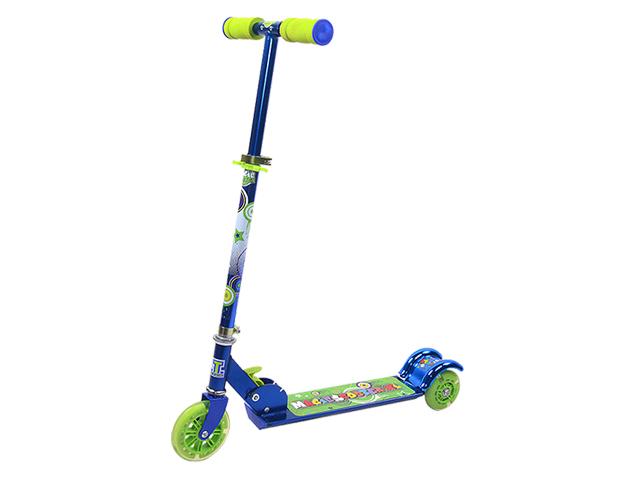 Самокат Tech Team Magic Scooter XL 2018 Blue