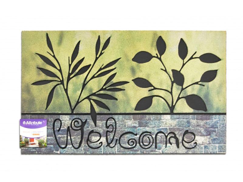Коврик Attribute Welcome AMR045 45x75cm