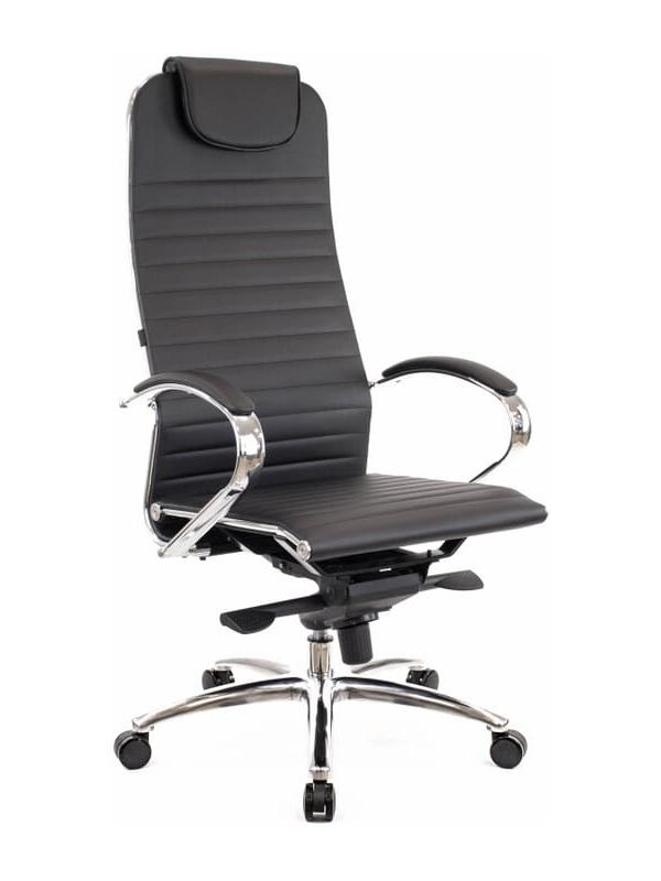 Компьютерное кресло Everprof Deco экокожа Black