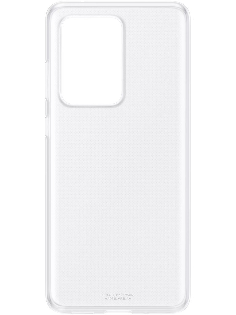 Чехол для Samsung G988 Galaxy S20 Ultra Clear Cover EF-QG988TTEGRU