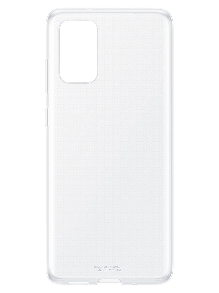 Чехол для Samsung G985 Galaxy S20 Plus Clear Cover EF-QG985TTEGRU