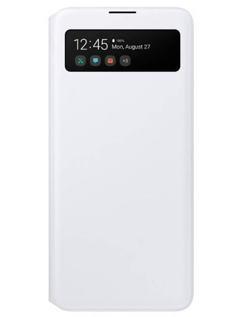 Чехол для Samsung A515 Galaxy A51 Wallet Cover White EF-EA515PWEGRU