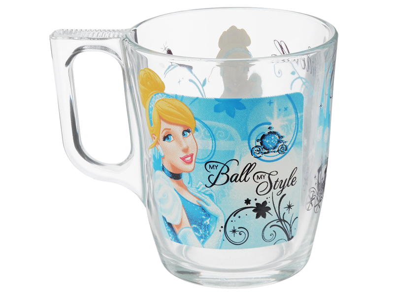 Кружка Luminarc Disney Princess Royal 250ml J3994