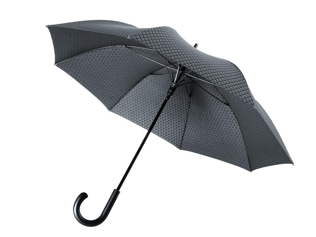 Зонт Matteo Tantini Alessio Black-Grey 3404.31