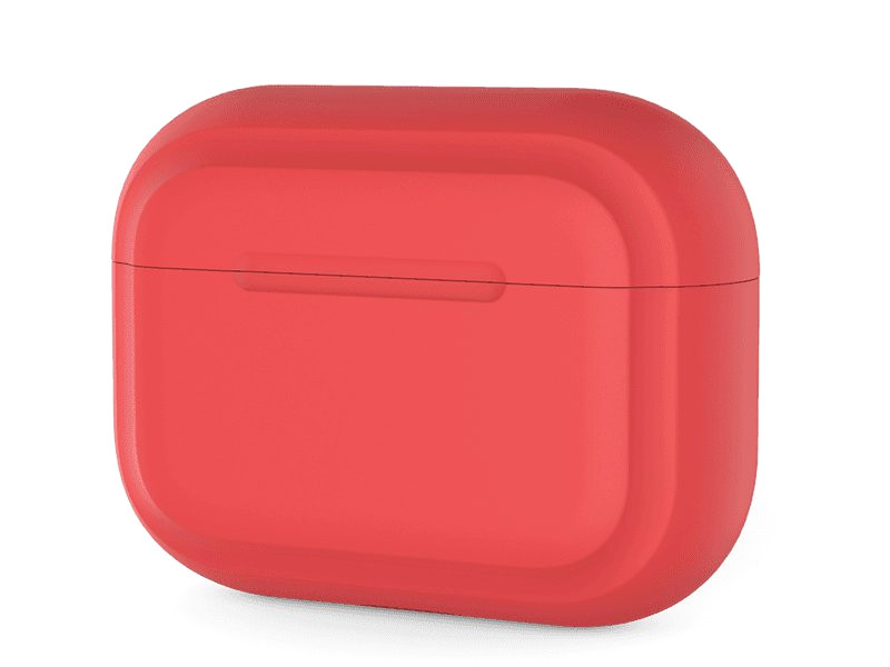 Чехол Deppa для APPLE AirPods Pro Dark Red D-47036