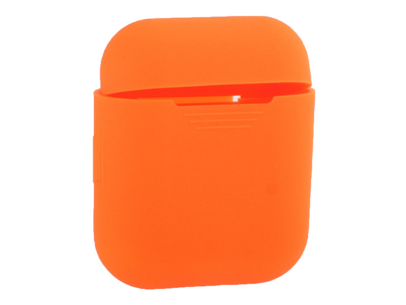 Чехол Deppa для APPLE AirPods 2/ Orange D-47008