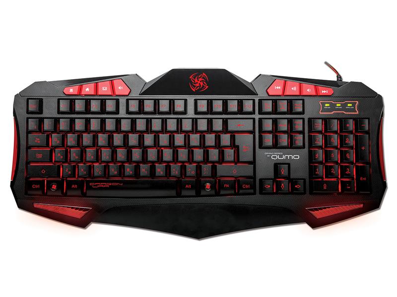 Клавиатура Qumo Axe K03