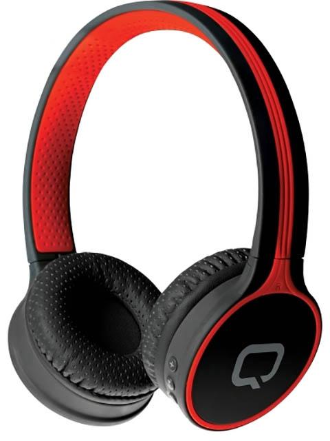 Наушники Qumo Accord 3 Black-Red