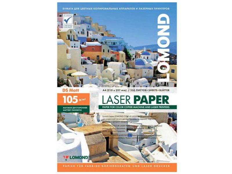 Фотобумага Lomond A4 105g/m2 Матовая 250 листов Lom_0300641