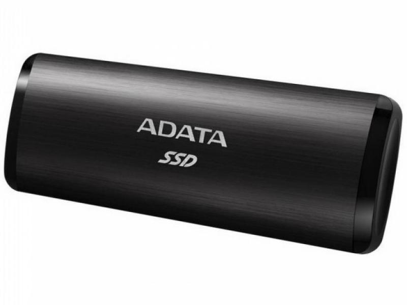 Твердотельный накопитель A-Data SE760 512Gb Black ASE760-512GU32G2-CBK
