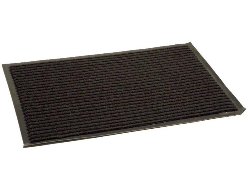 Коврик InLoran Стандарт 60x90cm Black 10-696