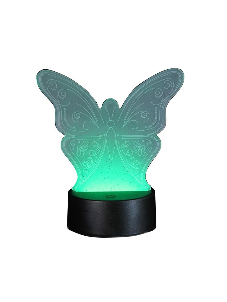 3D лампа Veila Бабочка 9657