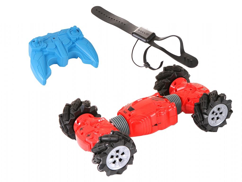 Радиоуправляемая игрушка Obltoys Машина-перевертыш Red TG27664846 — Машина-перевертыш