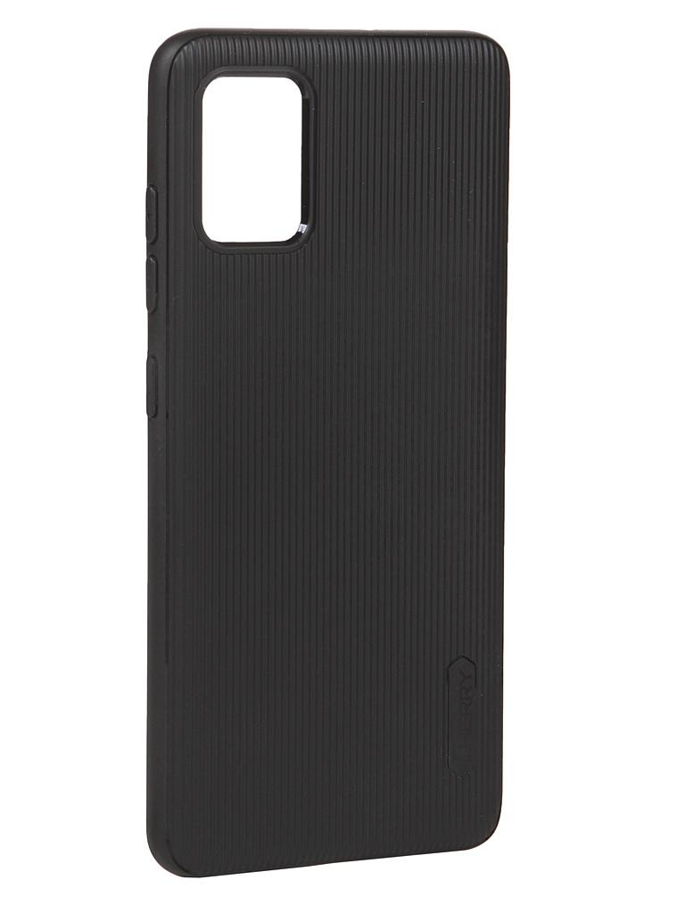 Чехол Zibelino для Samsung Galaxy A51 A515 Cherry Black ZCH-SAM-A515-BLK
