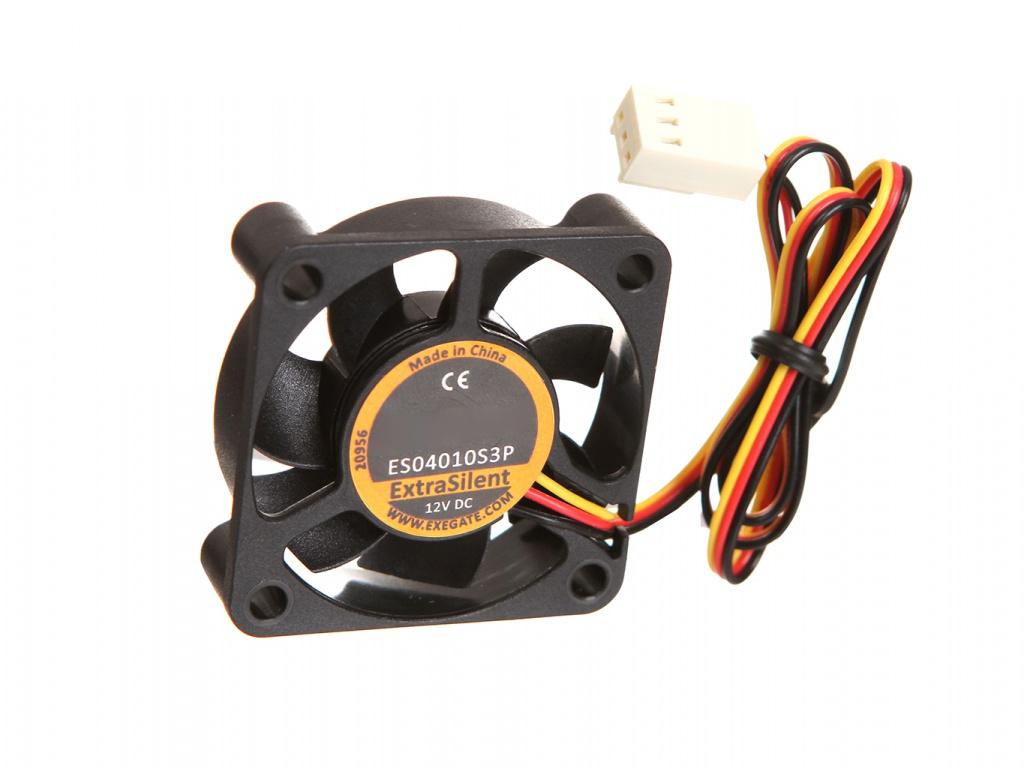 Вентилятор ExeGate ExtraSilent 40x40x10mm 5000RPM ES04010S3P