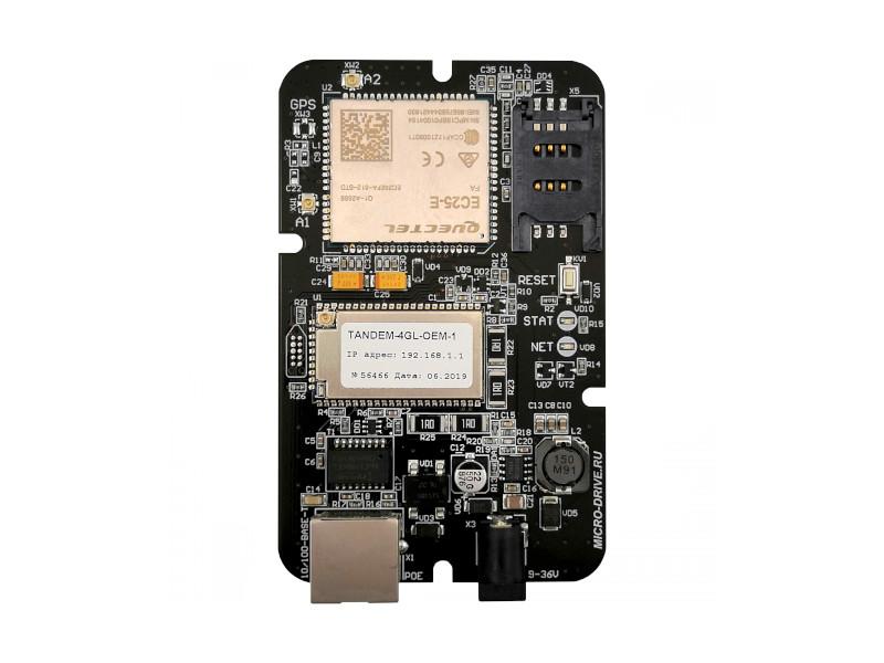 Роутер Microdrive Tandem-4GL-OEM-1
