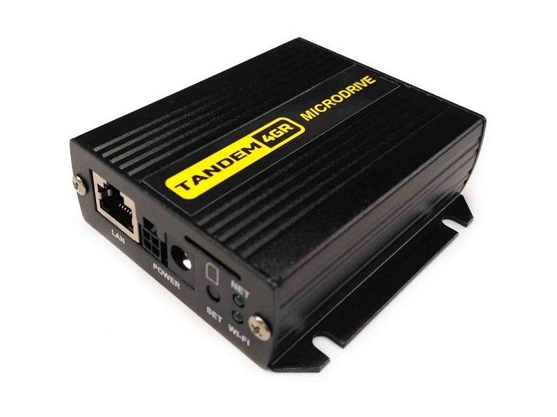 Модем Microdrive Tandem-4GR-1 фото