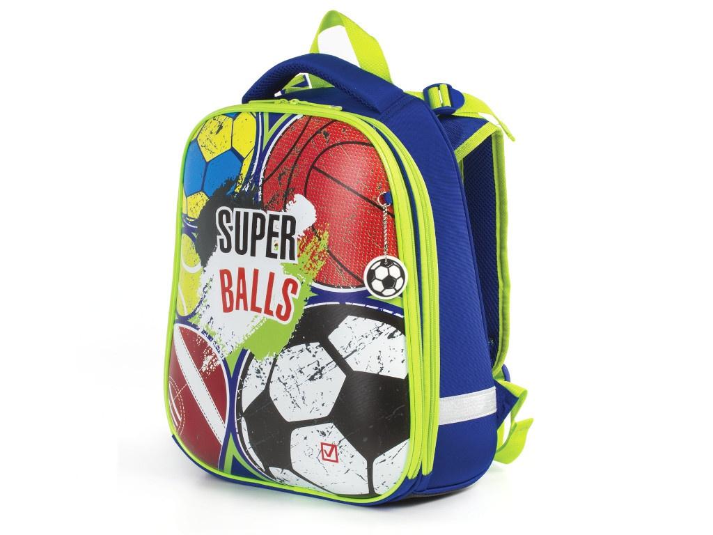 Рюкзак Brauberg Premium Супер-мячи 227822