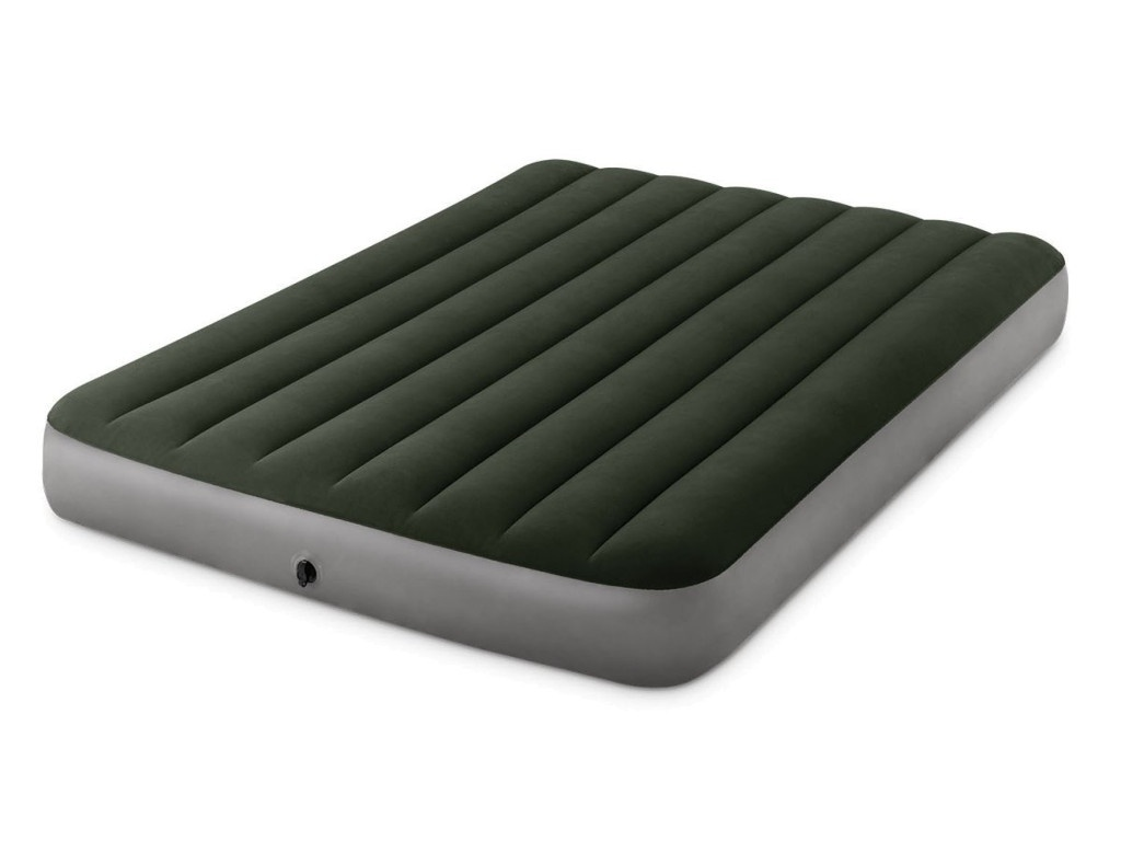 Intex Downy Airbed 137x191x25cm 64762