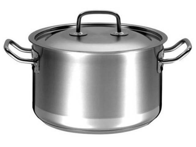 Кастрюля ВСМПО-Посуда Гурман-Профи 4.5L 330345