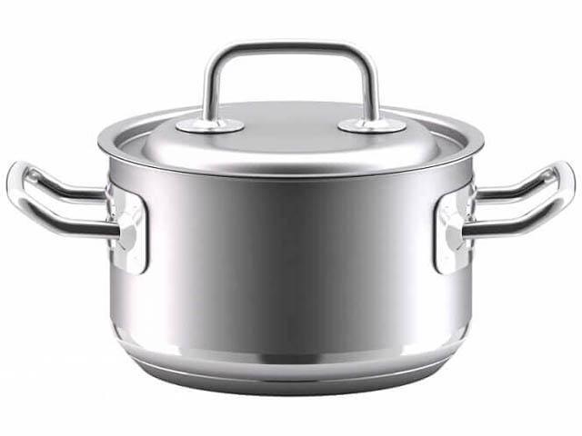 Кастрюля ВСМПО-Посуда Гурман-Профи 1.5L 330315