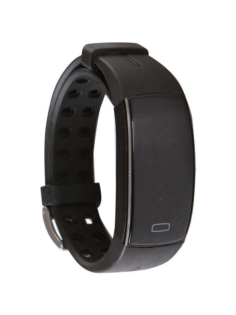 цена на Умный браслет Actenzo Забота 1.0 Black