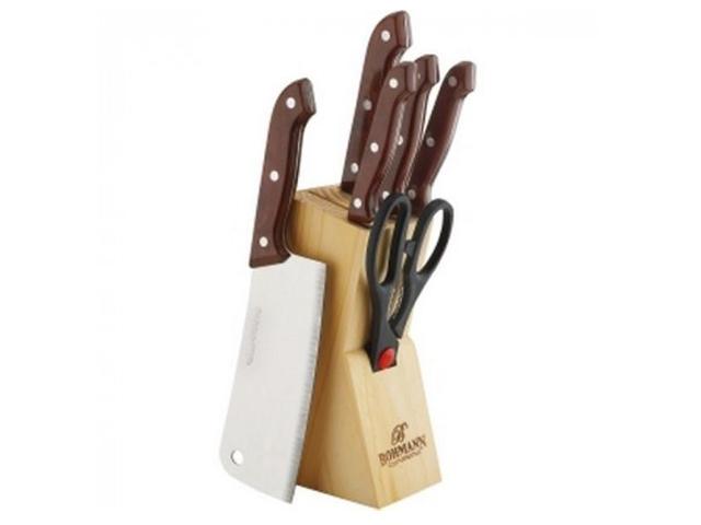 Набор ножей Bohmann BH-5127MRB стоимость