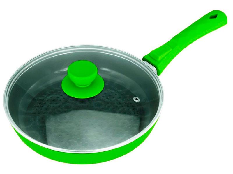 Сковорода Bohmann 22cm BH-7022/3D сковорода bohmann 372124вн серый диаметр 24 см