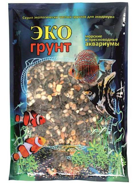 Галька Эко грунт Феодосия №1 5-10mm 7kg 7-1003
