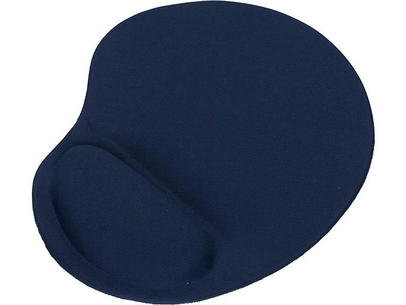 Коврик Buro BU-GEL Blue коврик buro для мыши bu gel blue 817305
