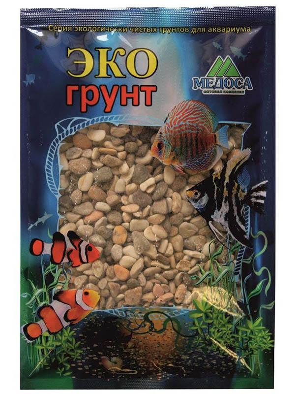 Галька реликтовая Эко грунт №3 6-10mm 3.5kg г-0015