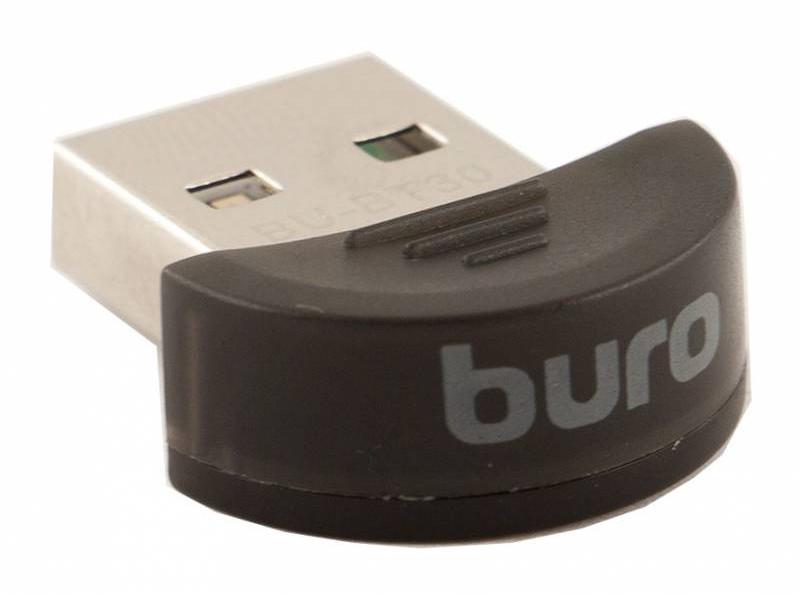 Bluetooth передатчик Buro BU-BT30 3.0+EDR Class 2 10m