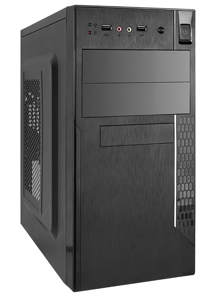 Корпус ExeGate MA-373X mATX 400W Black EX283242RUS цена 2017