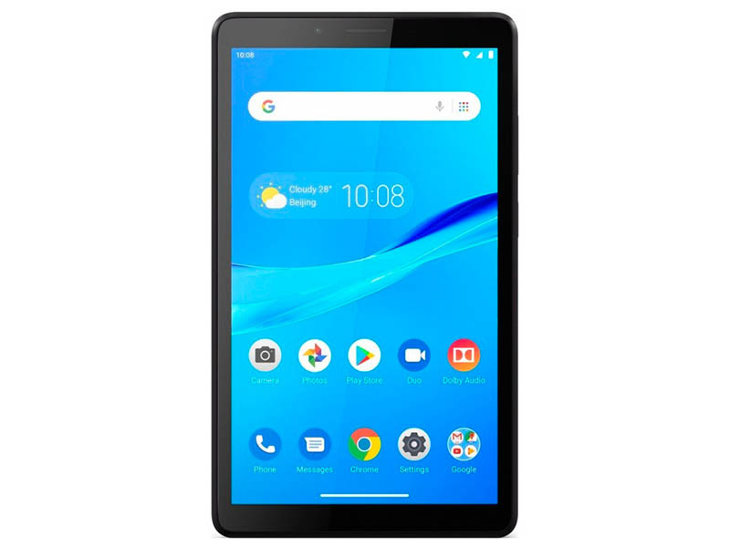 Планшет Lenovo Tab M7 TB-7305X Grey ZA570072RU (MediaTek MT8765 1.3GHz/1024Mb/16Gb/GPS/4G/Wi-Fi/Bluetooth/Cam/7.0/1024x600/Android)