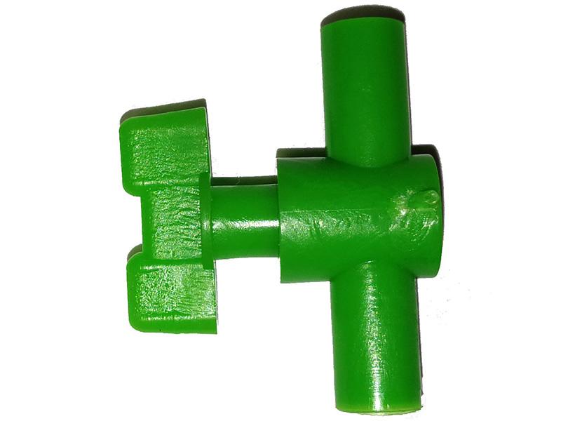 Краник для шланга Vladox D4 мм VL-27