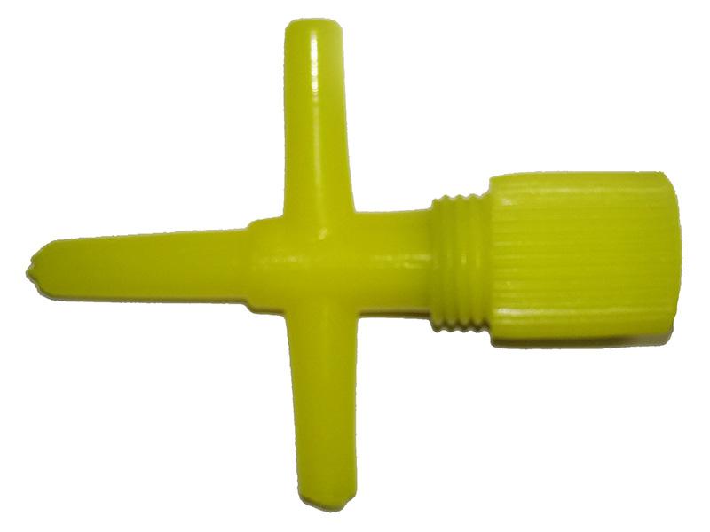 Краник тройник Vladox VL-26
