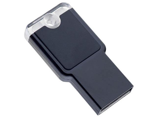 USB Flash Drive 64Gb - Perfeo M01 Black PF-M01B064 фото