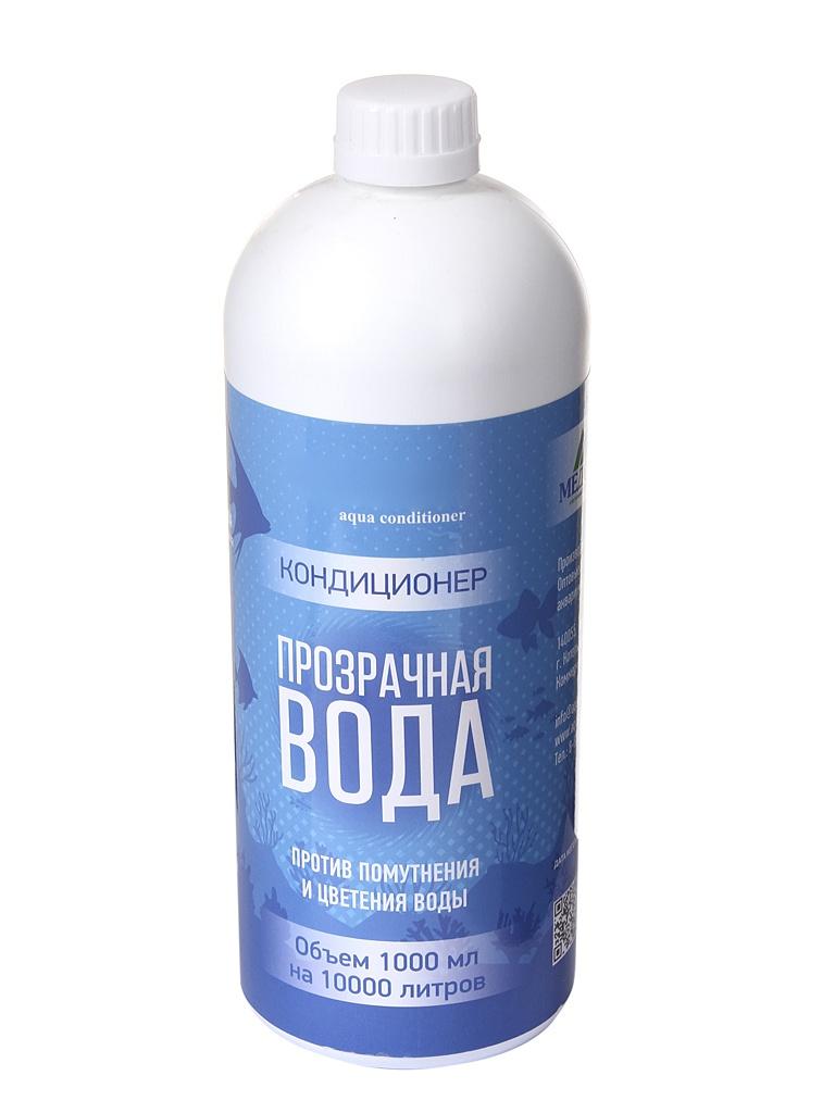 Средство Vladox Прозрачная вода 83204 - Кондиционер против помутнения и цветения воды 1000ml на 10000L