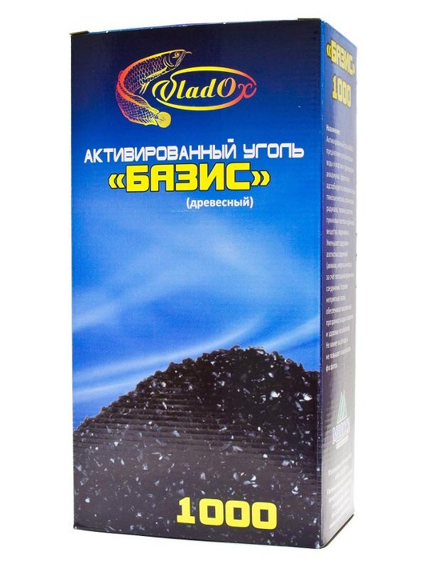 Средство Vladox Базис 81446 - Активированный уголь древесный 1000ml