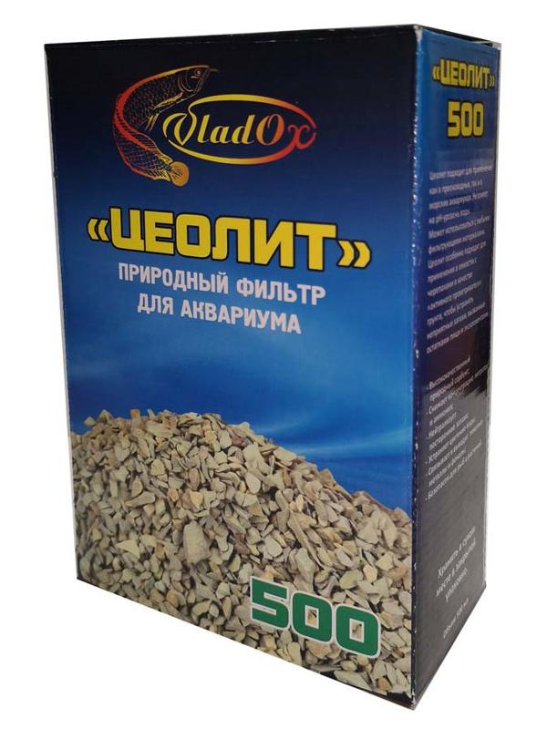 Средство Vladox 81491 - Цеолит натуральный 500g